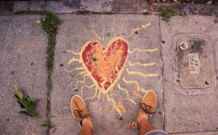 Srce Na Betonu